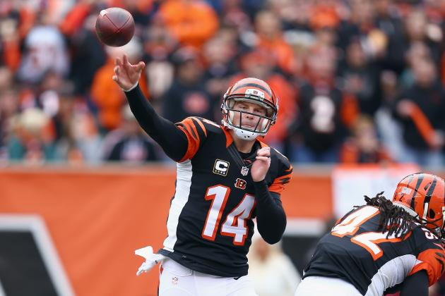 5 Takeaways from Andy Dalton's Explosive Week 16 Performance