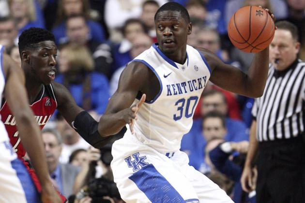 Julius Randle's Scouting Report Expanding by the Day