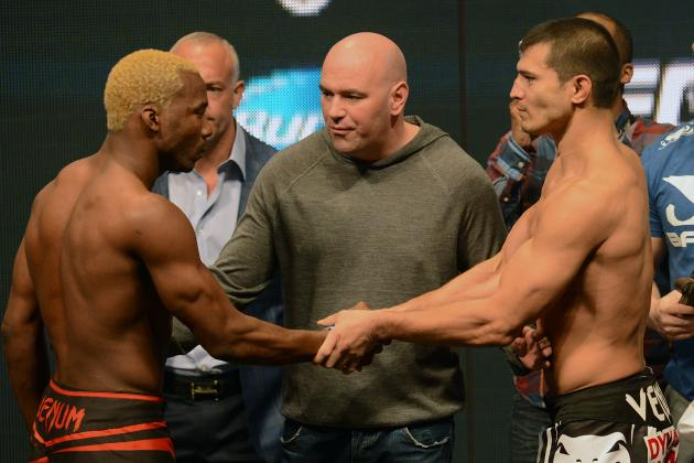UFC 168: What We Learned From William Macario vs. Bobby Voelker