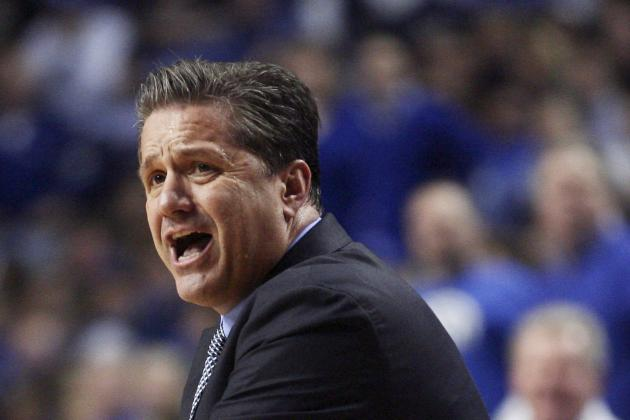 "John Calipari: ""Thought We Grew Up Today"""