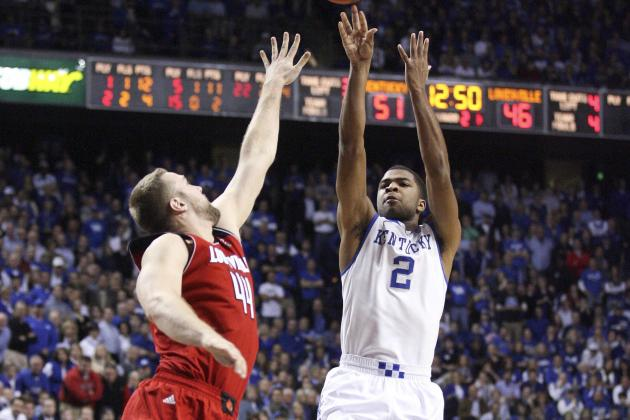 No. 18 Kentucky Upsets No. 4 Louisville in Rivalry Clash