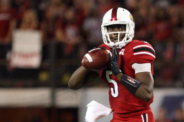 Teddy Bridgewater's 2014 NFL Draft Stock After Win in Russell Athletic Bowl