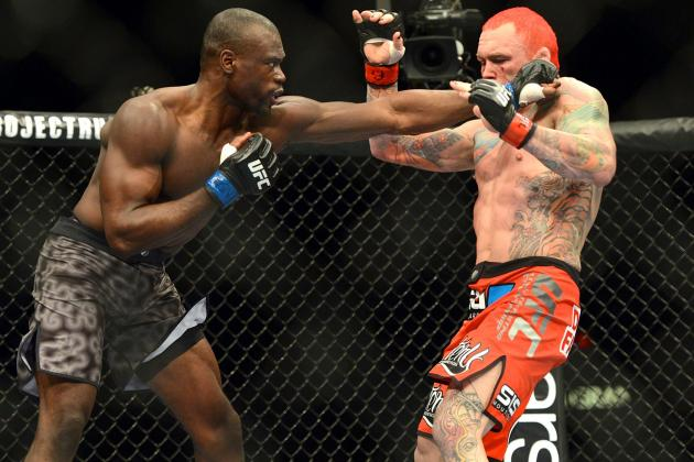 UFC 168: What We Learned from Chris Leben vs. Uriah Hall