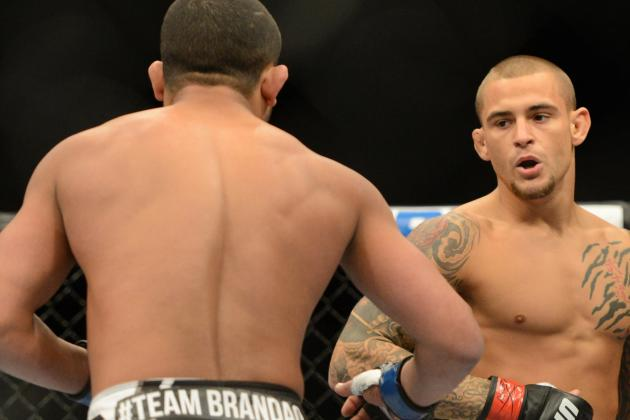 UFC 168: What We Learned from Diego Brandao vs. Dustin Poirier