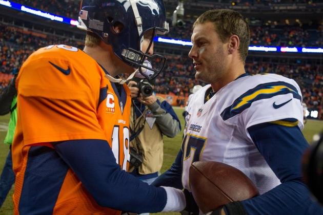 NFL MVP Race 2013: Peyton Manning's Top Competitors for Prestigious Award