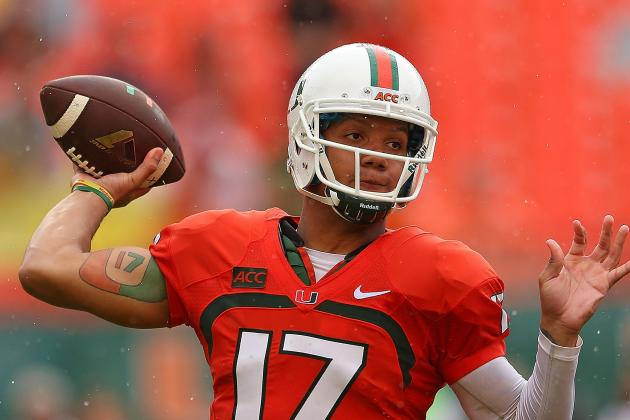 Miami Hurricanes Quarterback Stephen Morris Ends Career on Sour Note