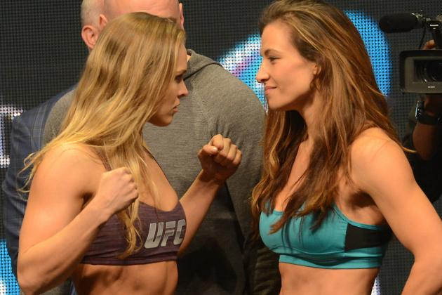 UFC 168: Rousey vs. Tate 2 Round-by-Round Recap and Analysis