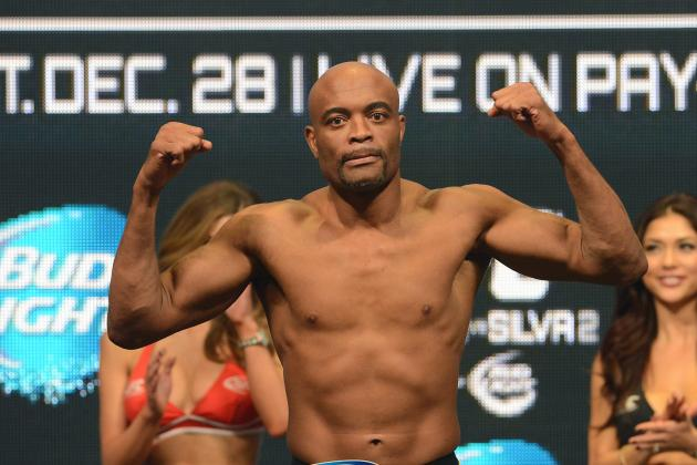 Anderson Silva Injury: Updates on UFC Star's Broken Leg and Recovery