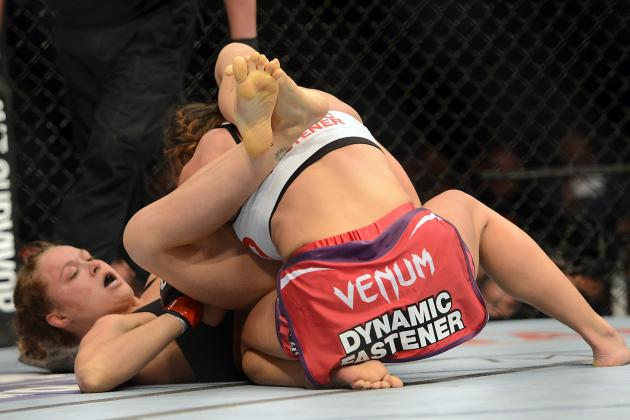 UFC 168 Results: Most Impressive Performances from Las Vegas Spectacle