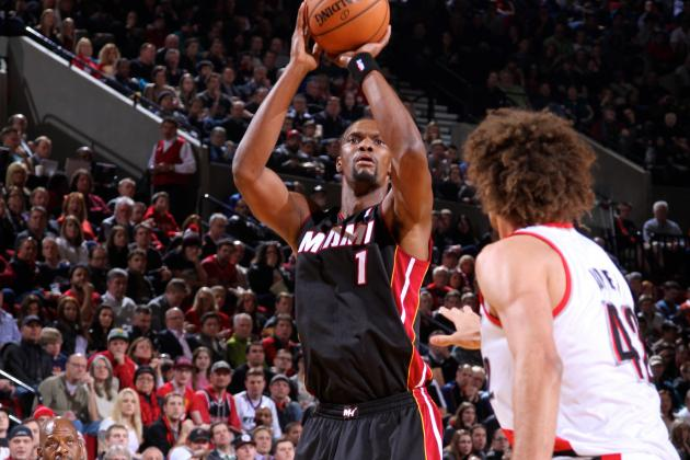 Miami Heat vs. Portland Trail Blazers: Live Score, Highlights and Analysis