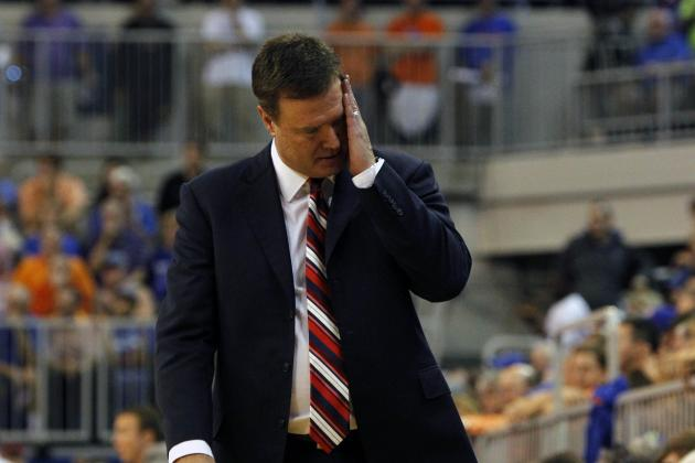 Bill Self Locks Down Social Media for Basketball Players