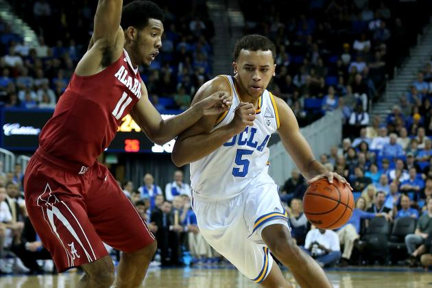 Parker Scores 16 as UCLA Beats Alabama 75-67