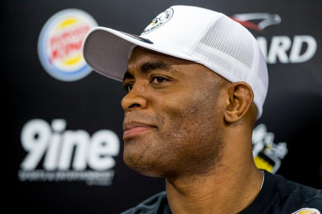 Anderson Silva Must Consider Retirement After Gruesome Leg Injury