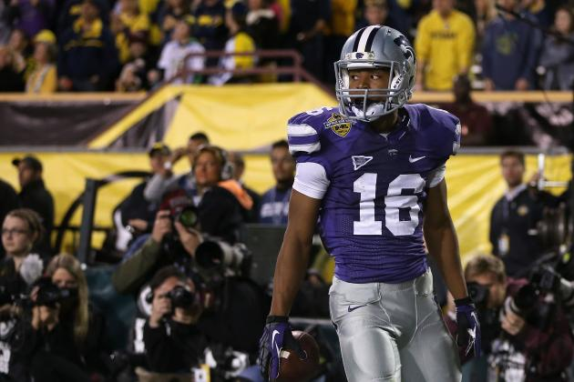 Michigan vs. Kansas State: Score, Grades, More from 2013 Buffalo Wild Wings Bowl
