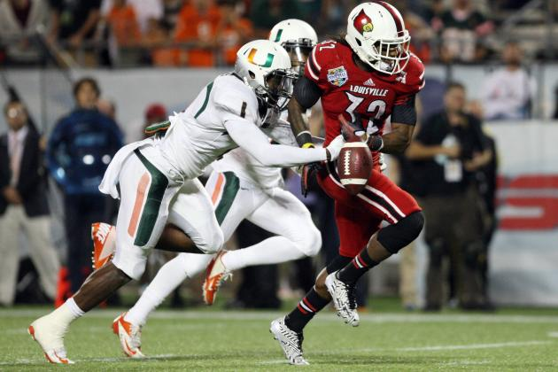 Miami Football: Canes Offense Goes out with a Whimper in Russell Athletic Bowl