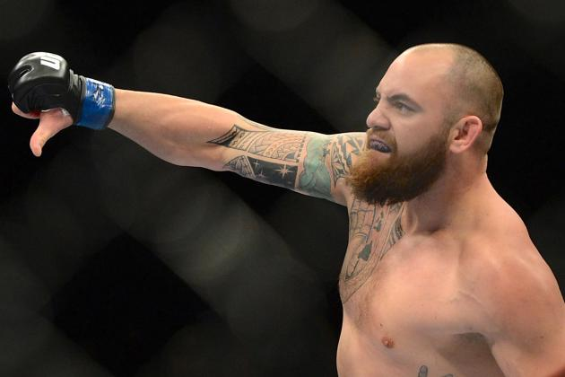 UFC 168 Fight Card: Recapping the Fight Night Bonuses