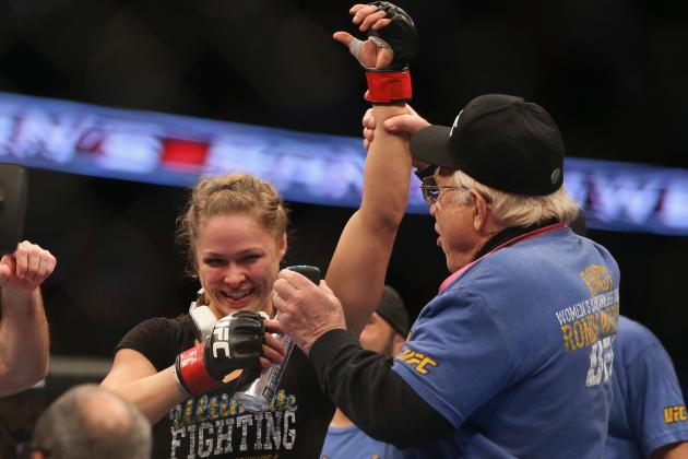 Ronda Rousey vs. Miesha Tate 2 Results: Where Does Each Fighter Go from Here?