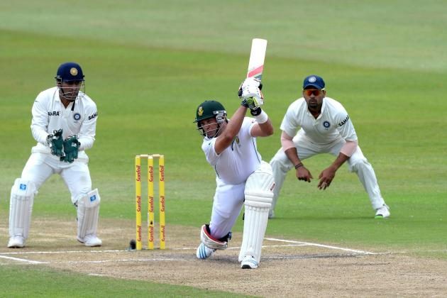South Africa V India, Durban
