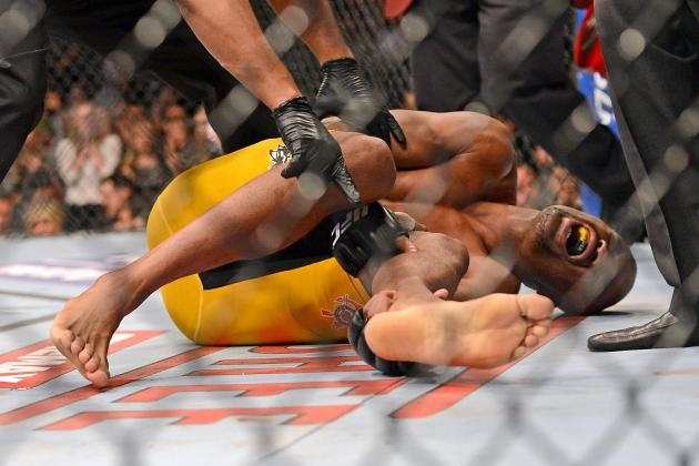 UFC 168: Anderson Silva's Surgery a Success, out Three to Six Months