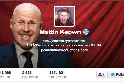 Little Britain Star Matt Lucas Changes Twitter Handle, Trolls Tottenham Fans