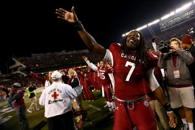 Capital One Bowl 2014: TV Info, Spread, Injury Updates, Game Time and More