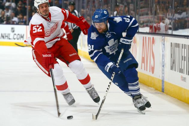 Winter Classic 2014: Date, Time, TV Schedule for Maple Leafs vs. Red Wings