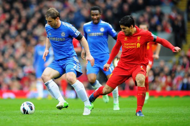 Chelsea vs. Liverpool: Live Player Ratings for Blues and Reds