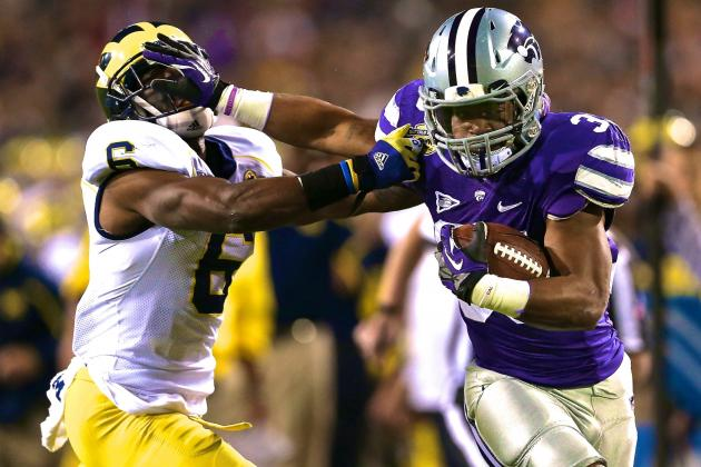 Michigan Loss Puts a Ton of Pressure on Big Ten for New Year's Day Success