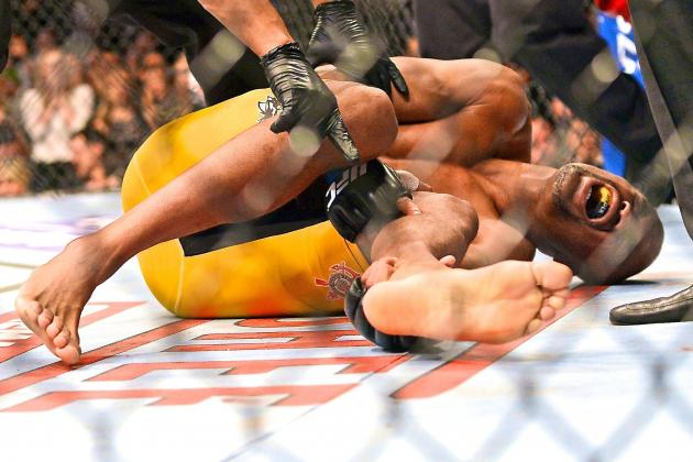 UFC 168: Anderson Silva's Injury Reminds Us MMA Has Few Storybook Endings