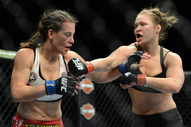UFC 168 Results: The Unstoppable, Unflappable Ronda Rousey Searches for a Foil