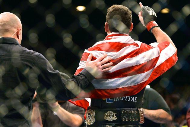 UFC 168 Results: The Good, Bad and Strange from Weidman vs. Silva 2 Fight Card