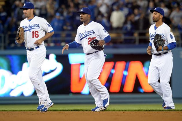 MLB Trade Rumors: Latest Buzz on John Lackey, Ike Davis and LA Dodgers Outfield