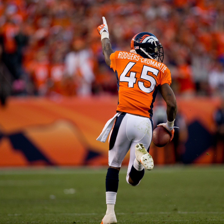 Denver Broncos Re Grading Their Key 2013 Offseason: Denver Broncos: Dominique Rodgers-Cromartie Must Be Their