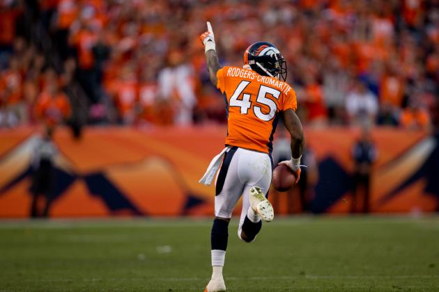Denver Broncos: Dominique Rodgers-Cromartie Must Be Their Top Offseason Priority