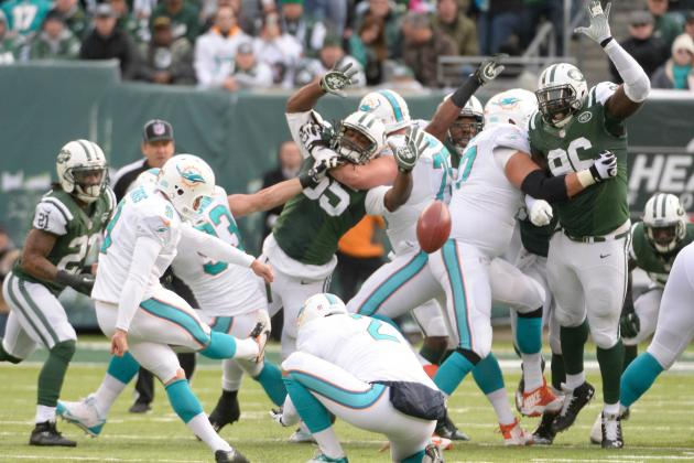 New York Jets vs. Miami Dolphins: Live Grades and Analysis for New York