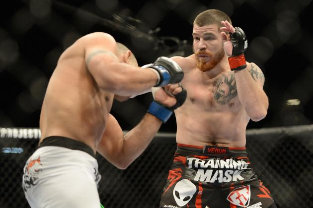 UFC 168 Results: Can Jim Miller Ever Be More Than a Legitimate Gatekeeper?