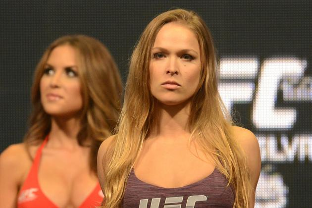 Ronda Rousey: What 2014 Might Hold for the Rowdy One