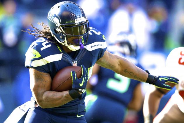 St. Louis Rams vs. Seattle Seahawks: Live Score, Highlights and Analysis