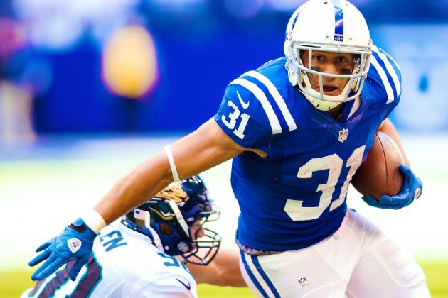 Jaguars vs. Colts: Live Score, Highlights and Analysis