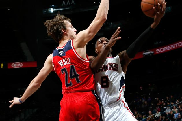 Jan Vesely Hardly Stands Alone with Foul-Prone Tendencies