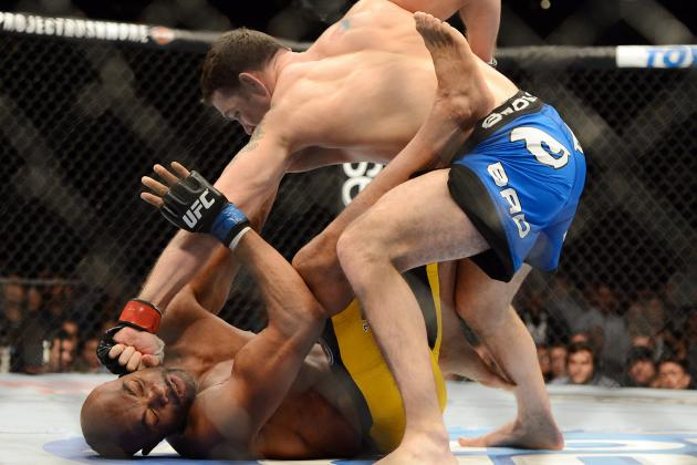 Weidman vs. Silva 2: What Would It Have Looked Like Without the Injury?