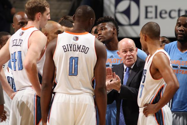 Steve Clifford Raising the Bar on What You Should Expect from Bobcats
