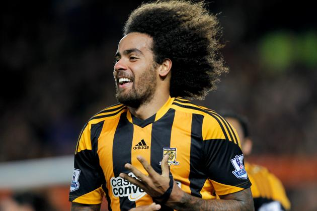 Premier League Week 19 Standout Stats: Huddlestone and Hull Put on a Show