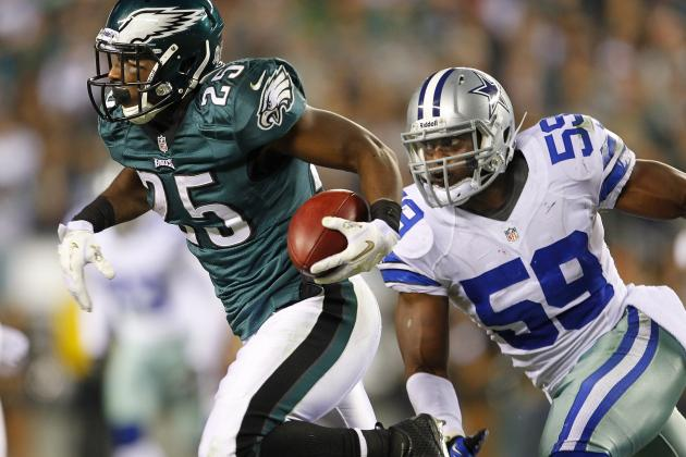 Philadelphia Eagles vs. Dallas Cowboys: Live Score, Highlights and Analysis
