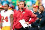 Report: Redskins to Fire Mike Shanahan
