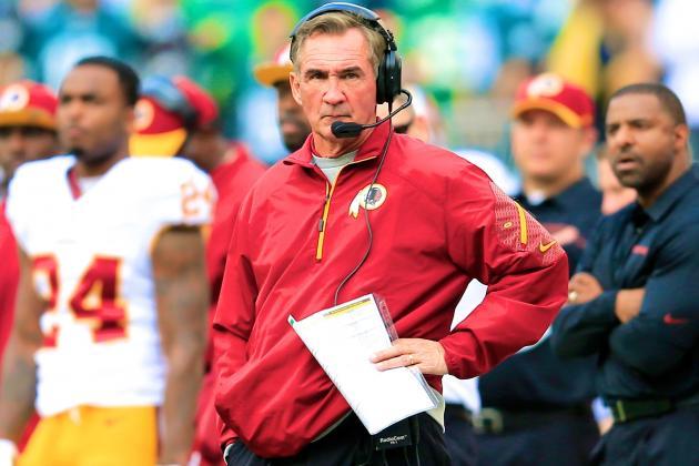 Updates on Mike Shanahan's Status as Washington Redskins Head Coach