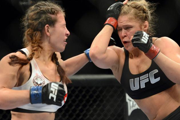 UFC 168 Results: Did Abandoning the Game Plan Cost Miesha Tate a Title?
