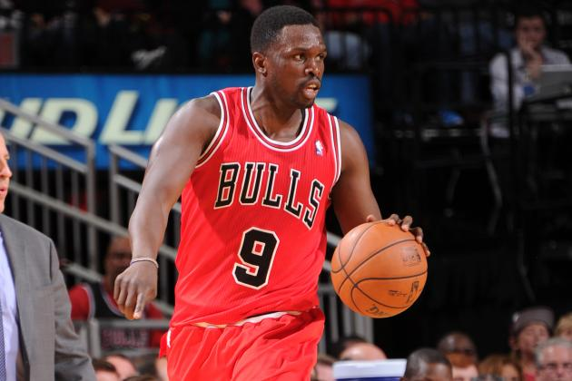 Bulls Want Young Player and Pick for Luol Deng