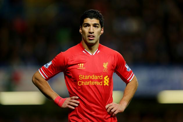 Analysing Luis Suarez's Performance vs. Chelsea