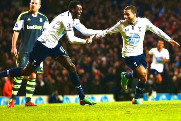 Tottenham Hotspur vs. Stoke City Score, Grades and Post-Match Reaction